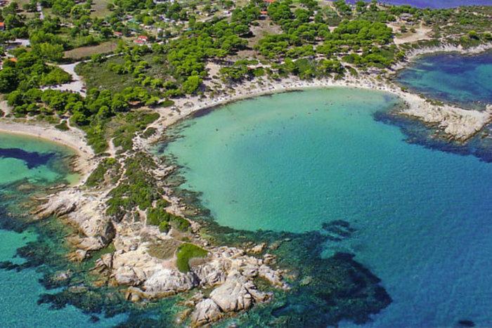 Греческий полуостров Халкидики, изображение №3