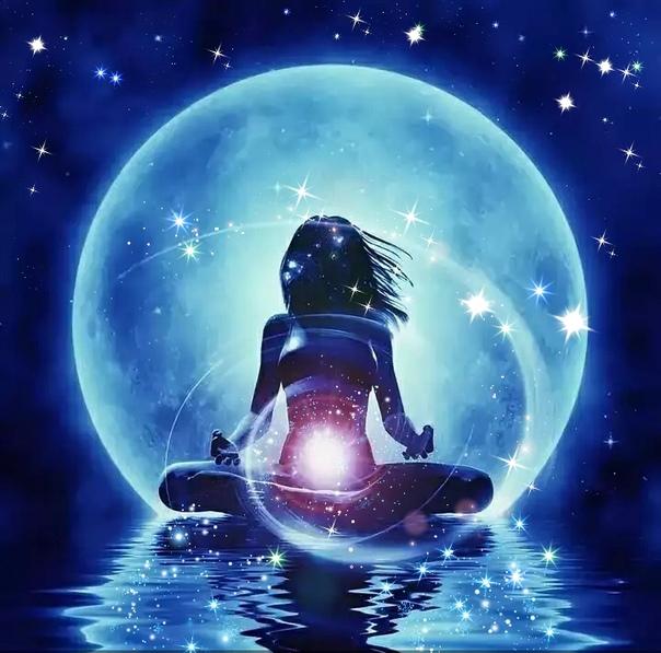 луна картинки красивые эзотерические картинки сердечки белом