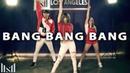 BANG BANG BANG Dance | Matt Steffanina ft Kaycee Rice Bailey Sok