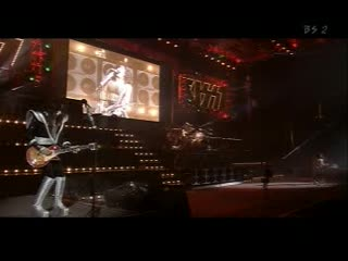 kiss - live in new jersey 2000