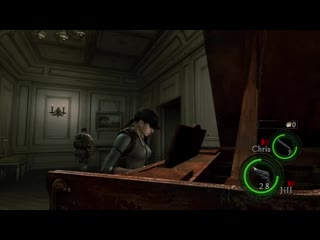 Sometimes, Jill Valentine can be too serious! (720p).mp4