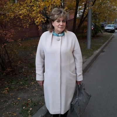 Галина Федотова