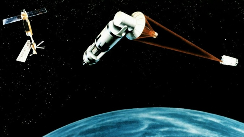 Russia Detects US Military Satellites Movement Separation of Two Smaller Space Vehicles