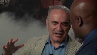 Legendary Garry Kasparov on Magnus Carlsen and Fabiano Caruana