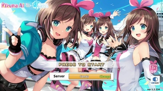 Azur Lane x Kizuna Ai Collab Event Login Song
