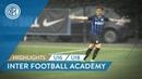HIGHLIGHTS | DERBYMILANO U16 and INTER U18 | Inter Football Academy