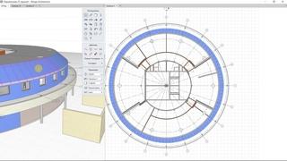 Секущая плоскость в Renga Architecture
