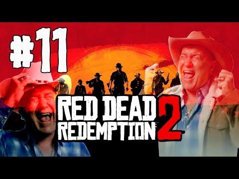 Седлаем Плотву на Диком Западе в Red Dead Redemption 2 11