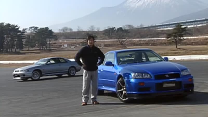Best MOTORing 1999 — BNR34 Debut: Akihiko Nakaya's Test.
