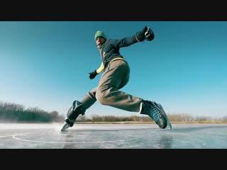 Freestyle ice skating 4