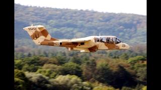 "North American Rockwell OV-10B ""Bronco"" F-AZKM at Hahnweide Airshow 2016"