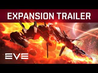 Eve online «вторжение» трейлер (c русскими субтитрами)