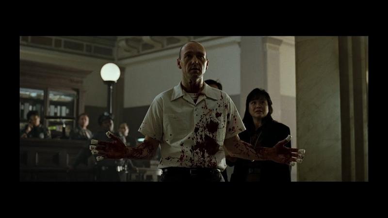 Джон Доу приходит в полицию чтобы сдаться Семь 1995 Se7en
