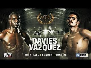 Fight Night Champion Охара Дэвис - Мигель Васкес (Ohara Davies - Miguel Vazquez)
