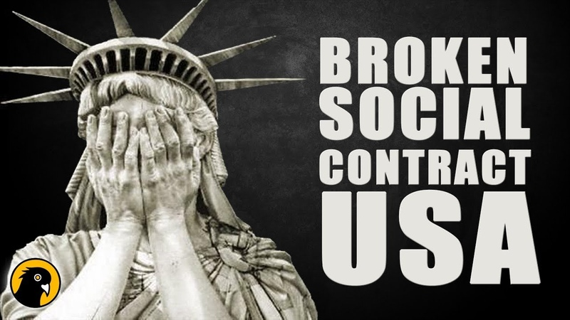2019 The SEETHING DisUnited States of America