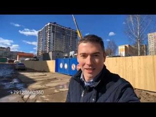 Новая стройка в центре Сыктывкара Новый Петергоф от 56000 руб за 1 кв.м.
