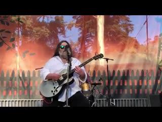 Roky erickson oct 7, 2018 golden gate park, sf (hardly strictly fest)