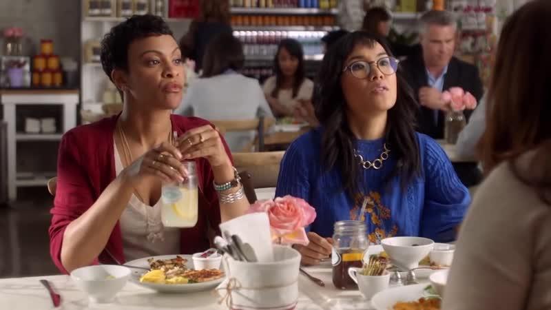 трейлер 4 го сезона Американская домохозяйка American Housewife