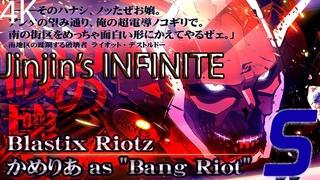 "Osu!Mania 4K l  Camellia as ""Bang Riot"" - Blastix RiotzJinjin's INFINITE"