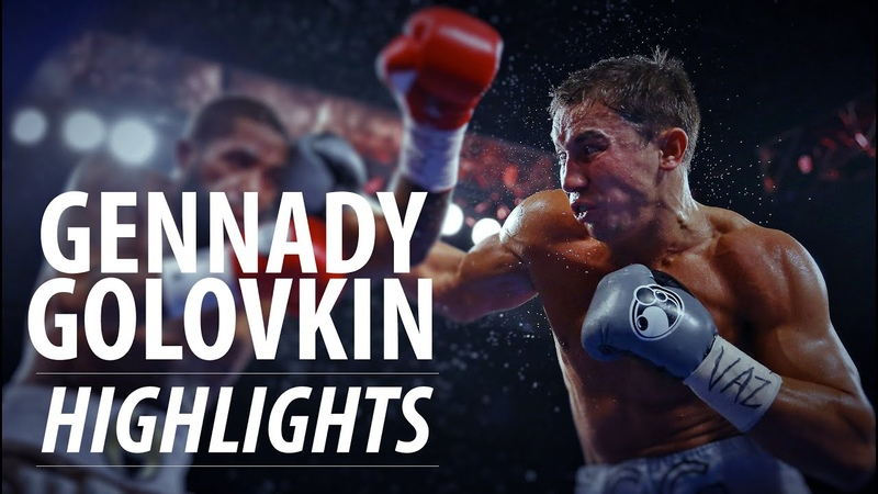 Gennady GGG Golovkin Highlights