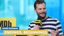 Jamie Dornan Talks Shailene Woodley Sebastian Stan Love Triangle FULL INTERVIEW