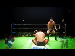 KENTA(c) vs Naomichi Marufuji Highlights (NOAH Great Voyage 2013 In Tokyo 2013GHC Heavyweight Championship)