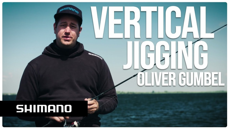 YASEI Zander Vertical Jigging GERMANY