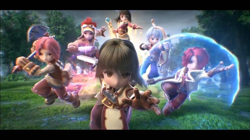 Ragnarok: Love at First Sight by Tencent (CN)