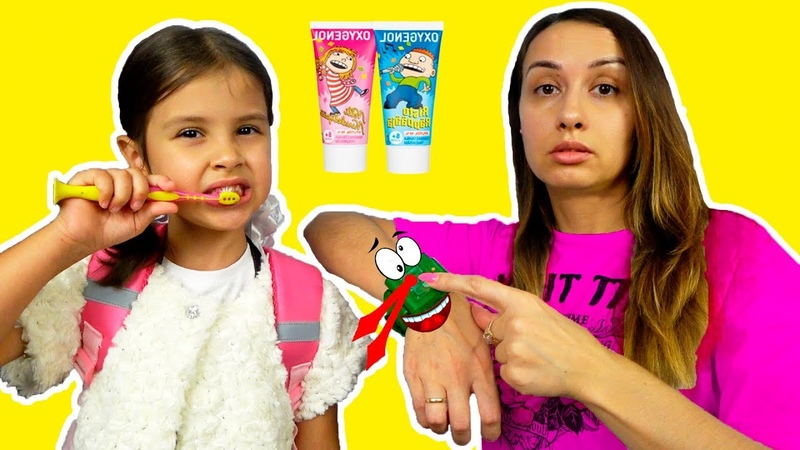 Put On Your Shoes Song | Aida Pretend Play Morning Routine Brush Teeth - Nursery Rhymes Kids Songs