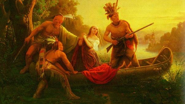 ФЕЙКОВАЯ ДИПЛОМАТИЯ ЭПОХИ КОЛОНИЗАЦИИ 23 июня 1683 года на территории современных США был подписан договор о дружбе между белыми поселенцами и индейцами. Основатель колонии Пенсильвания британец