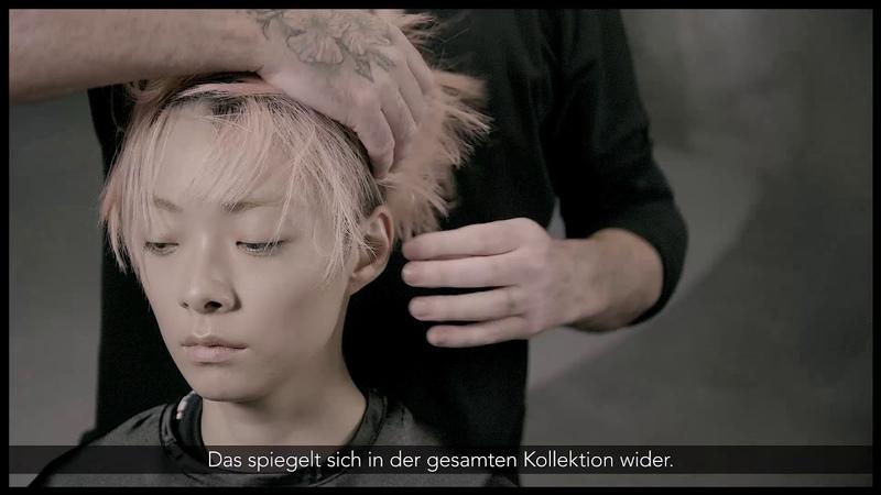 Sebastian Dark Oil Teaser Video Friseur