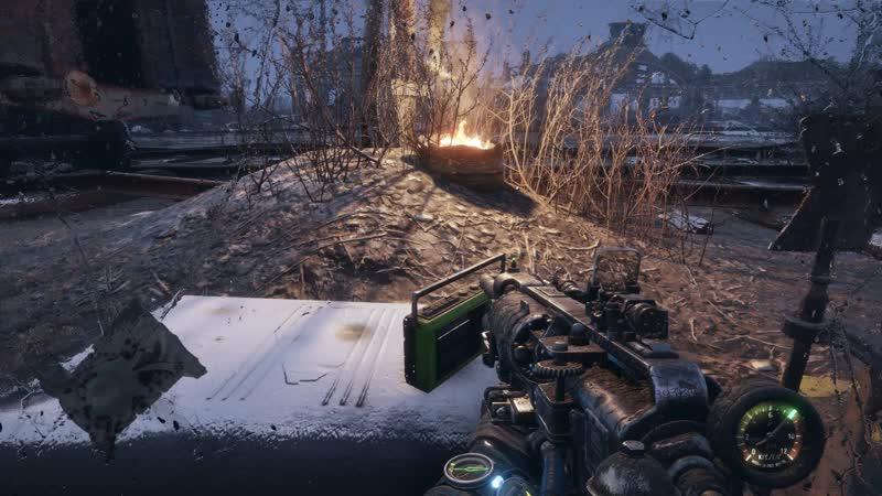 Metro Exodus комментарии разработчиков о бандитах зверолюдей и аномалии