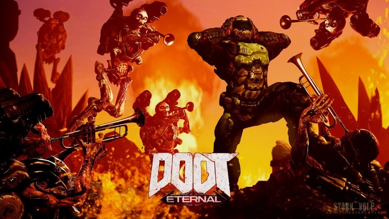 BFG ETERNAL a DOOM orchestral suite