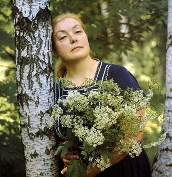 Узнали Лидия Федосеева-Шукшина, сегодня ее день рождения В каких фильмах она вам больше запомнилась .Спасибо за и