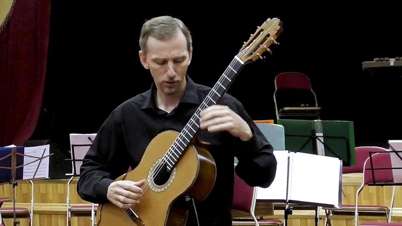 A. Smith - Guitar Boogie, arr. T. Emmanuel, plays Boris Belsky