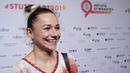 Maria Paseka RUS Interview 2019 World Championships Podium Training