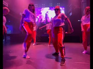 Girly Hip - Hop, тренер Анастасия Пушкарева