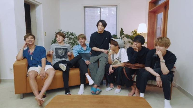BTS (방탄소년단) Surprise Clip