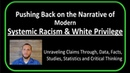 Pushing Back on the Narrative of Modern Systemic Racism White Privilege by Casey Petersen