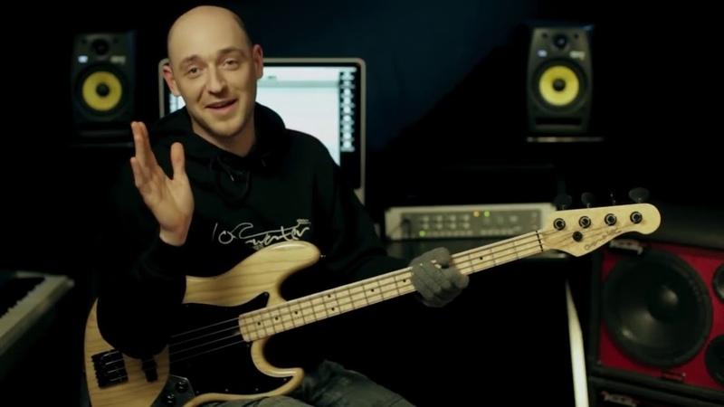 Настоящий секрет фирменного басового звука! (бас гитара урок)