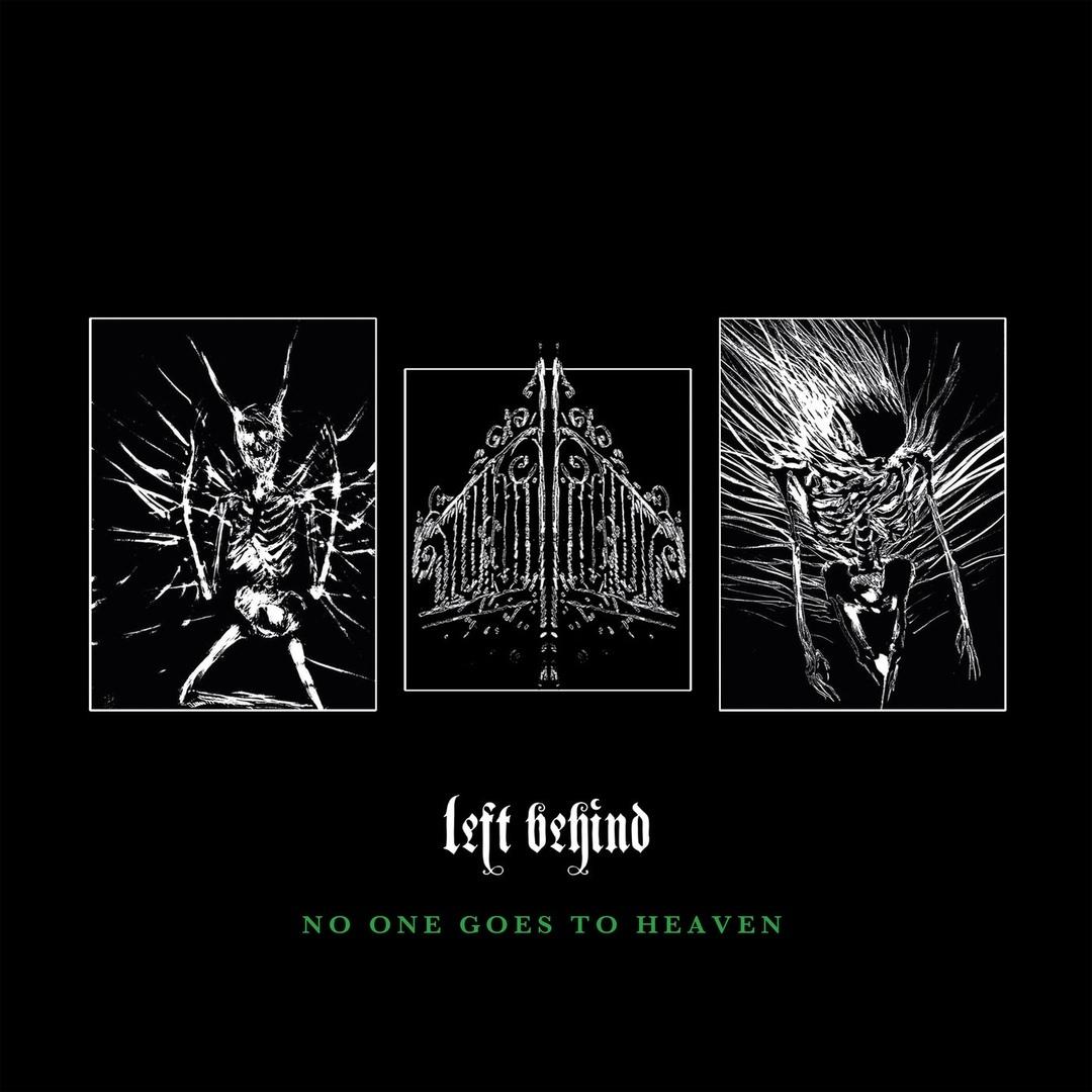 Left Behind - Peeling Wax [single] (2019)