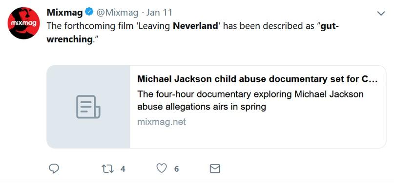 Как связаны Leaving Neverland и Kew Media Distribution (KMD)?, изображение №6