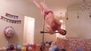 Clarinet Pole Dance Happy Birthday