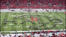 Ohio State Marching Band Tribute to Halo Halftime show vs Nebraska 10 6 12
