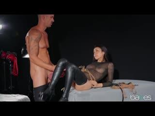 Rae Lil Black - Idee Fixe Restraint [Babes] Bondage, Handjob, Blowjob, Spanking, Petite, Asian