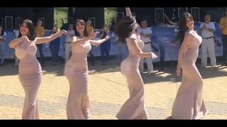КРАСИВЫЕ ДЕВУШКИ ТАНЦУЮТ!!! FUNNY Beautiful GIRLS DANCE. ПРИКОЛЫ ВИДЕО.