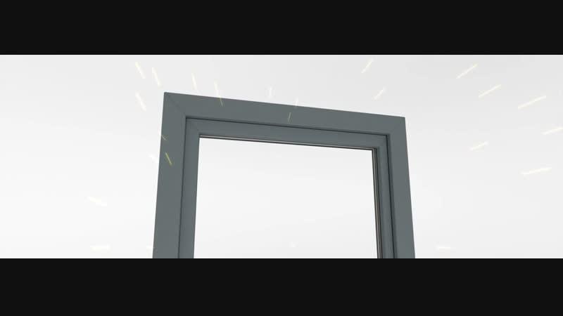 VEKA SPECTRAL ANTHRAZIT ULTRAMATT - новая поверхность пластиковых окон