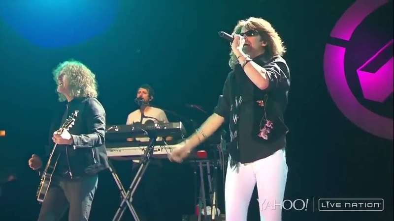 Foreigner Live at NYCB Theatre at Westbury 2015