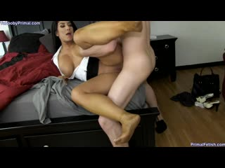 Primal's Taboo Sex Raven Hart - Getting Along With Mom / Домашний инцест Incest, MILF, Mommy, Mother, Son, Taboo