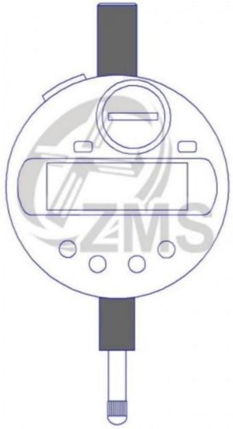 головка измерительная электронная